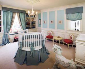 round cribs